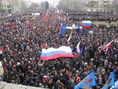 Донецкая власть призывает Киев согласиться на условия протестующих