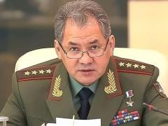 Шойгу объявил о начале военных учений на границе с Украиной