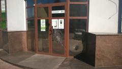 В Донецкой области протестующие мстят Приватбанку за хозяина