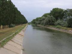 Украина перекрыла Крыму воду (ВИДЕО)