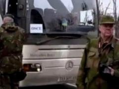 Россия поможет освободить захваченных представителей ОБСЕ (ВИДЕО)
