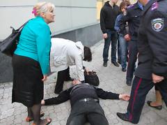 Прокуратура возбудила уголовное дело из-за бездействия милиции на митинге