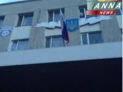 Онлайн-трансляция: из Луганского управления МВД выгоняют бойцов Национальной гвардии (ВИДЕО)