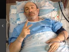 Кернес показал в Израиле свой фирменный жест (ФОТО)