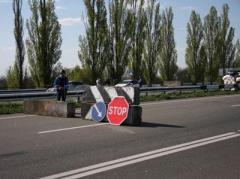 Север Донецкой области отрезан от региона