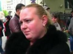 """""""Солдатскую мать"""" заметили в Москве в роли одесситки (ВИДЕО)"""