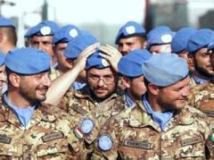 Италия готова ввести миротворцев в Украину