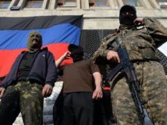 Луганский облсовет принимает сторону пророссийских активистов и настаивает на референдуме (ВИДЕО)