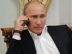 """Путин попросил """"республиканцев"""" Донбасса перенести референдум (ВИДЕО)"""