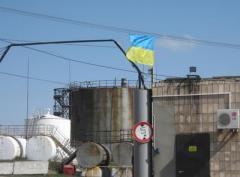 В Донбассе захватили нефтебазу
