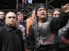 Милиция арестовала главу киевского отделения путинских байкеров
