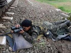 Генштаб Украины: раненых бойцов под Краматорском добивали снайперы