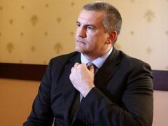 Крымский премьер Аксёнов послал татар с их митингом… на кладбище (ВИДЕО)