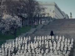 """""""Белые человечки"""" захватили Одессу: Дарт Вейдер снял эпический предвыборный ролик (ВИДЕО)"""