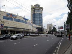 В Донецке из-за АТО закрылся крупнейший торгово-развлекательный центр