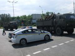 В связи с активными боевыми действиями в Донецке, в Киевском районе закрываются школы
