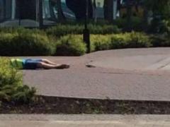 Очевидцы сообщают о стрельбе на донецком железнодорожном вокзале и в городе (ВИДЕО)