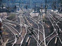 На участке железной дороги, перекрытой из-за взрыва, восстановлено движение