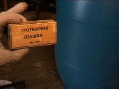 В Луганске с базы спасателей украли тонну взрывчатки