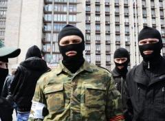 """В школы Донецка приходят вооружённые """"республиканцы"""""""