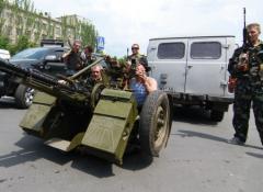 """Батальон """"Восток"""" взял под свой контроль облгосадминистрацию и замахнулся на весь Донецк (ВИДЕО)"""