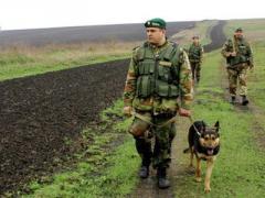 Боевики напали на пограничный пункт в Луганской области
