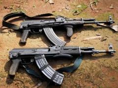 Украинские пограничники задержали две машины с оружием для боевиков