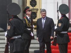 Тезисы Порошенко: Украина - единая, Крым - наш, соглашение с ЕС - подпишем (ВИДЕО)