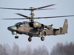 Спикер АТО: российский вертолёт нарушил украинскую границу
