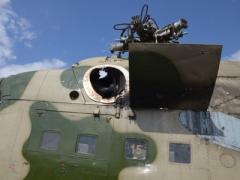 Во время эвакуации сбитого вертолёта украинские военные попали под обстрел (ФОТО)