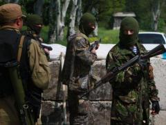 Жители донбасского посёлка сами разобрали блокпост ДНР