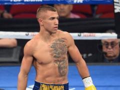 Как Василий Ломаченко стал чемпионом мира по боксу (ВИДЕО)