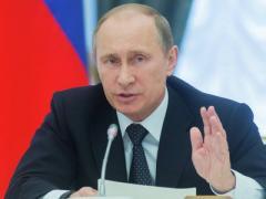 """""""Нужно продолжить переговоры"""": Путин выступил за прекращение огня в Донбассе"""