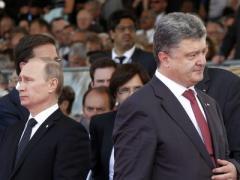 Путин пообещал провести трёхсторонние переговоры после подписания ассоциации