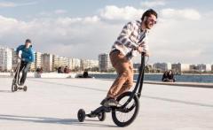 В Болгарии изобрели велосипед