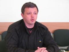 Семенченко в Мариуполе рассказал о том, как сдали Донецк и подставляют добровольцев (ВИДЕО)