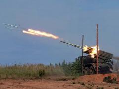 """Из Широкино выбили миссию ОБСЕ, а по Авдеевке ударили """"Градами"""" (ВИДЕО)"""
