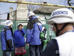 """Луганским бандитам """"свыше"""" дан приказ не пропускать ОБСЕ"""