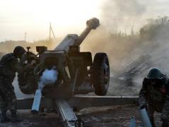 Боевики ночью лупили по всем направлениям и из всех калибров