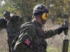 Сегодня боевики взрывали Донбасс 65 раз