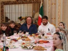 """Кадыров сел на """"чеченскую диету"""""""