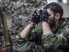 """""""Сколько можно бомбить наши города?"""" - макеевчанин не сомневается, что это делают боевики"""