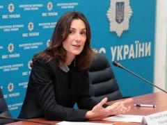 Эка Згуладзе возглавила МВД Украины