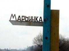 Утром Марьинку и Красногоровку разбудили раскаты орудий