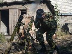 Сутки в зоне АТО: массовые обстрелы и раненые бойцы