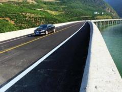 """В Китае построили """"экологическое шоссе"""""""