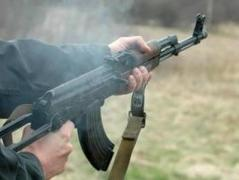В Донецкой области боец выпустил в друга четырнадцать пуль