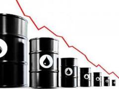 Привет Путину: цены на нефть рухнули ниже  $45 за баррель.