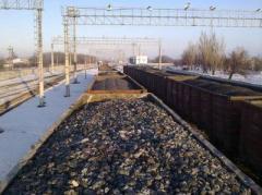В августе из зоны проведения АТО в Украину вывезли 700 тыс. тонн угля
