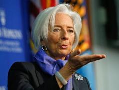 """""""Украина удивила мир"""", - директор-распорядитель МВФ"""